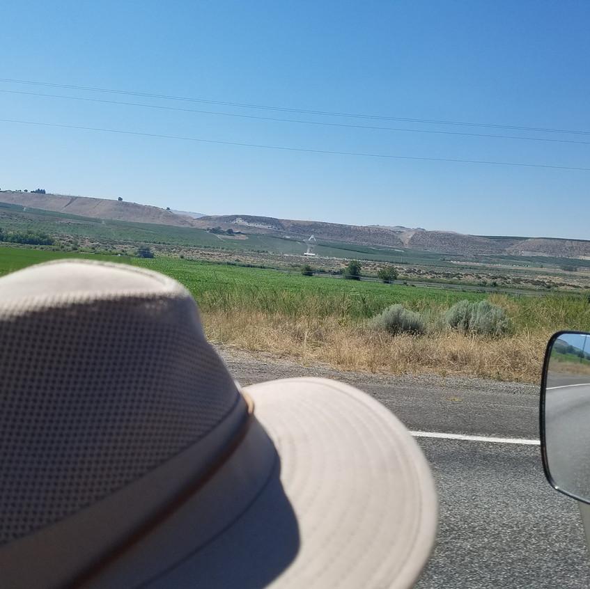 Central Washington State
