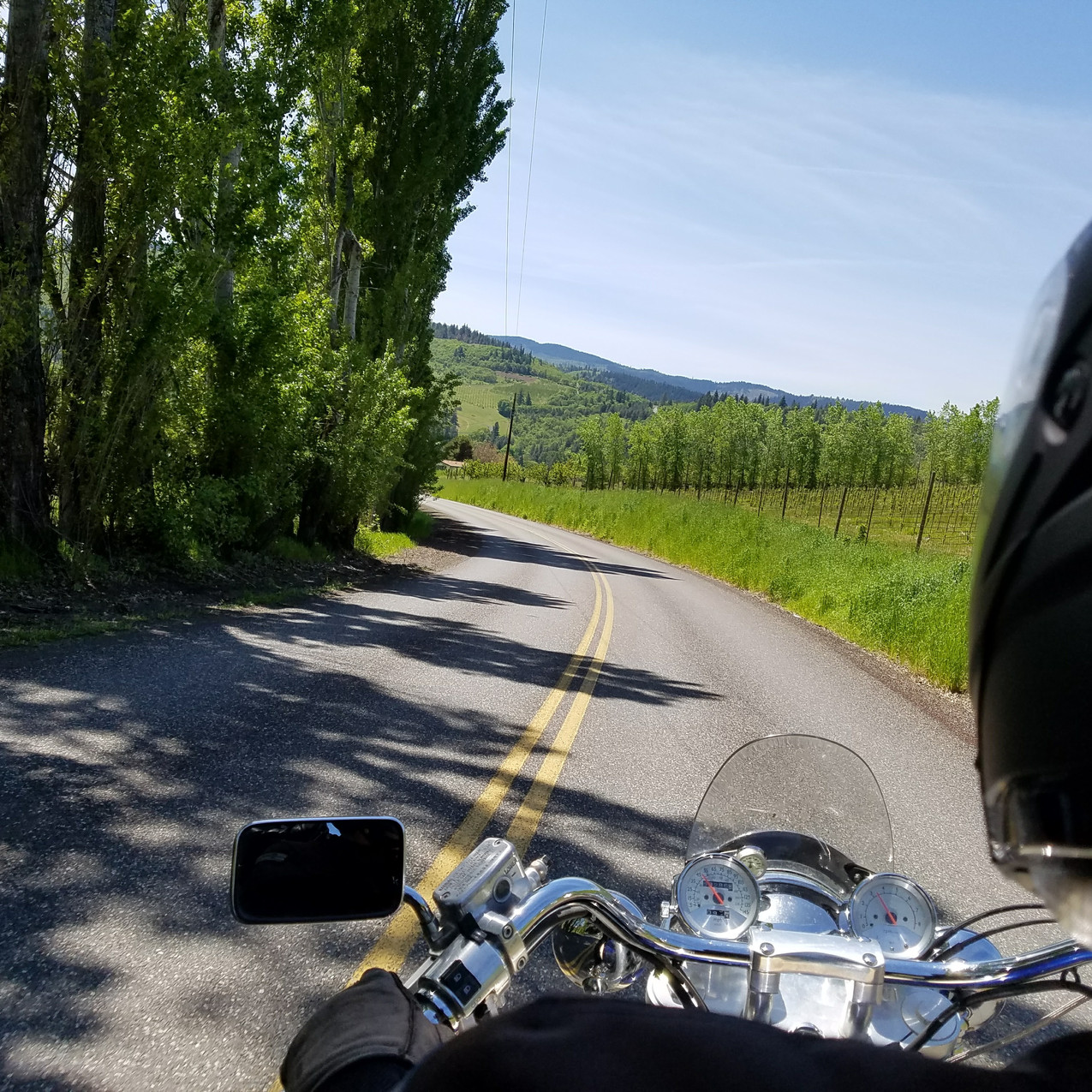 The Dalles to Mosier, OR