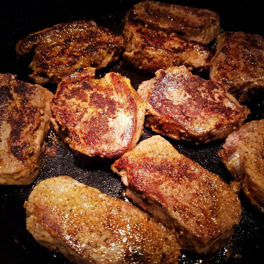 Venison Round Steak