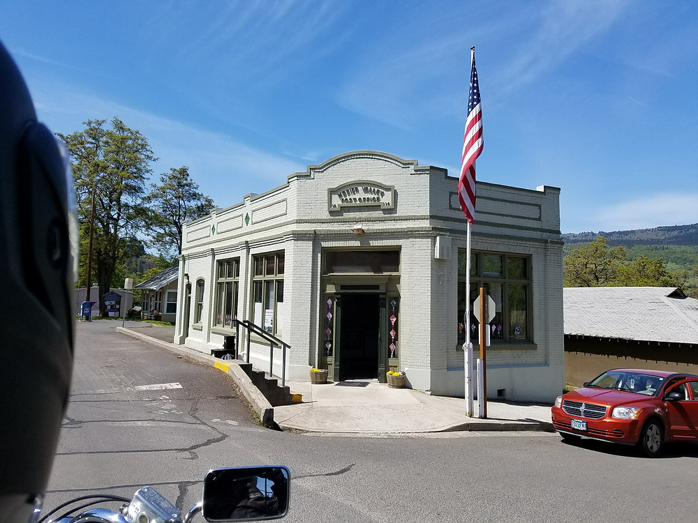 Post Office, Mosier, OR