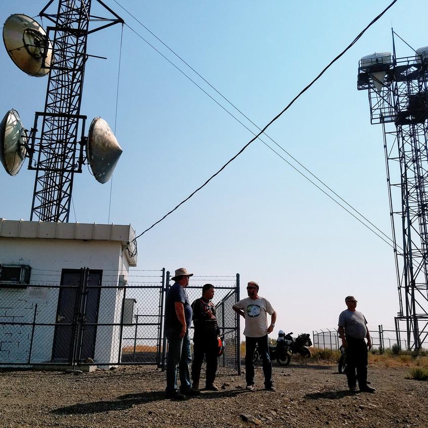 Communications station