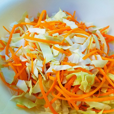 Easy Mexican Cole Slaw