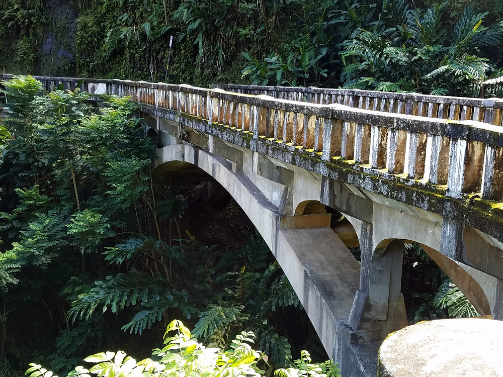 Historic Bridge, Hana Hwy