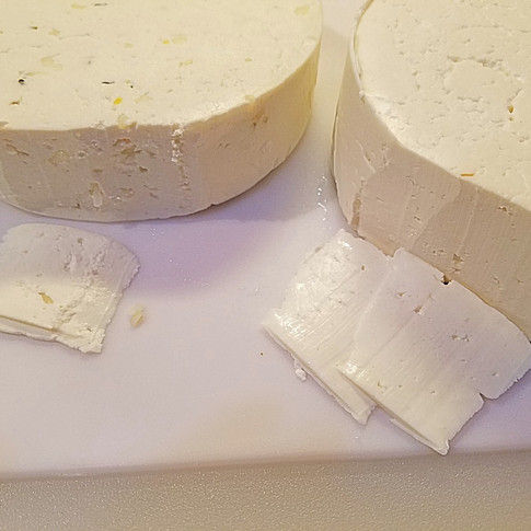 Two Simple Cheeses