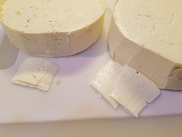 Two Simple Cheeses Recipe