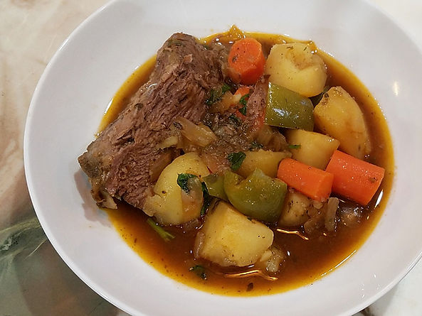 An American Pot Roast