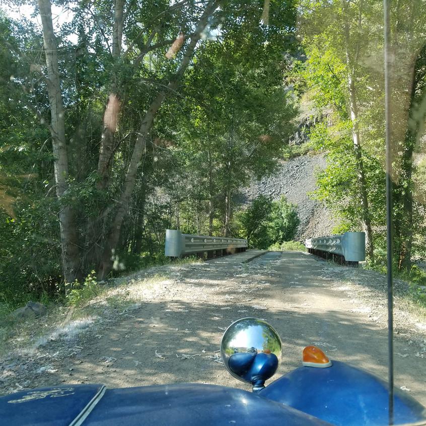 Bridge and Campground