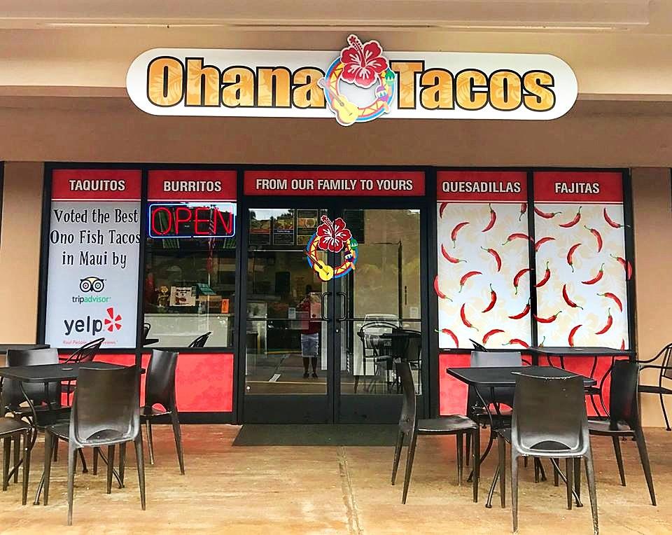 Ohana Tacos