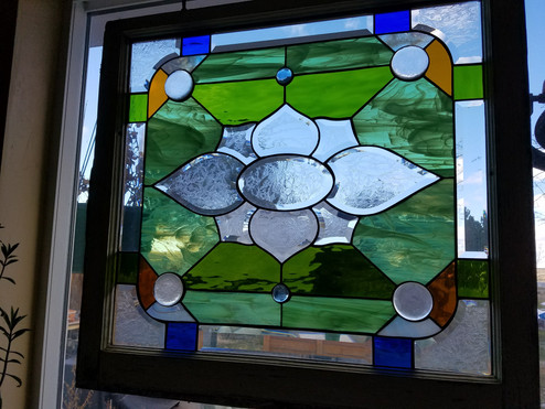 Smith Stained Glass/My designs