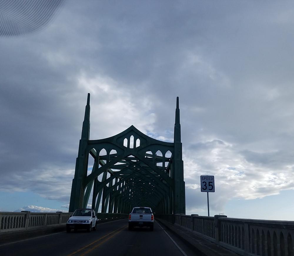 McCullough Bridge