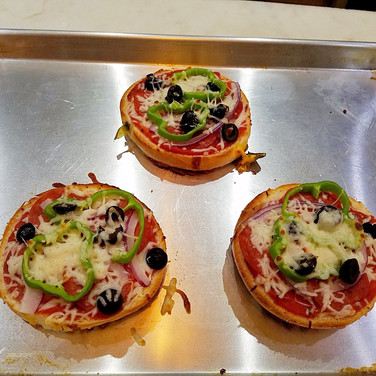 Real Pizza Burgers