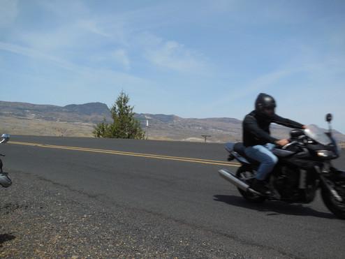 John Day River Territory Motorcycle Tour