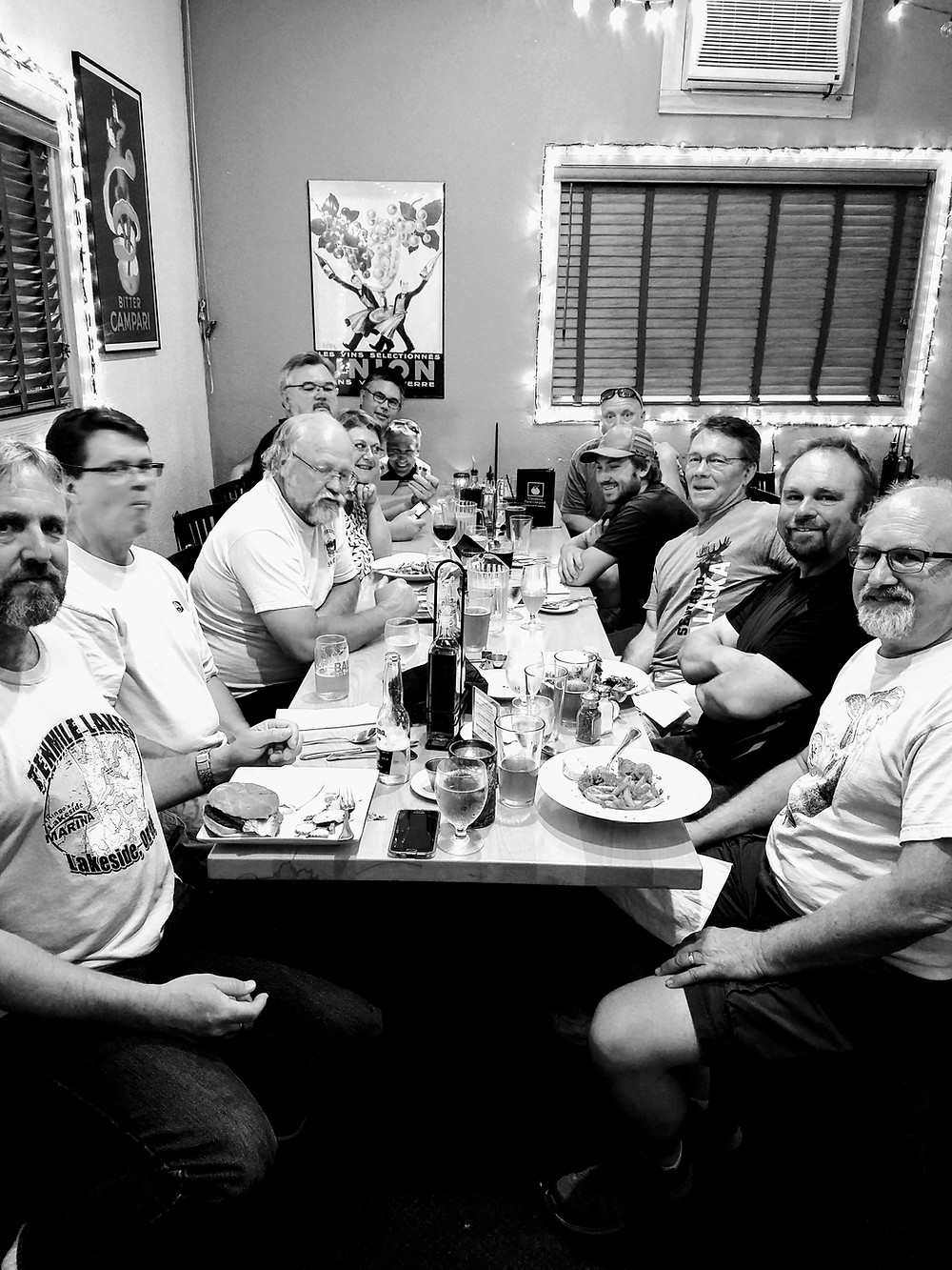 Dinner in Ellensburg, WA