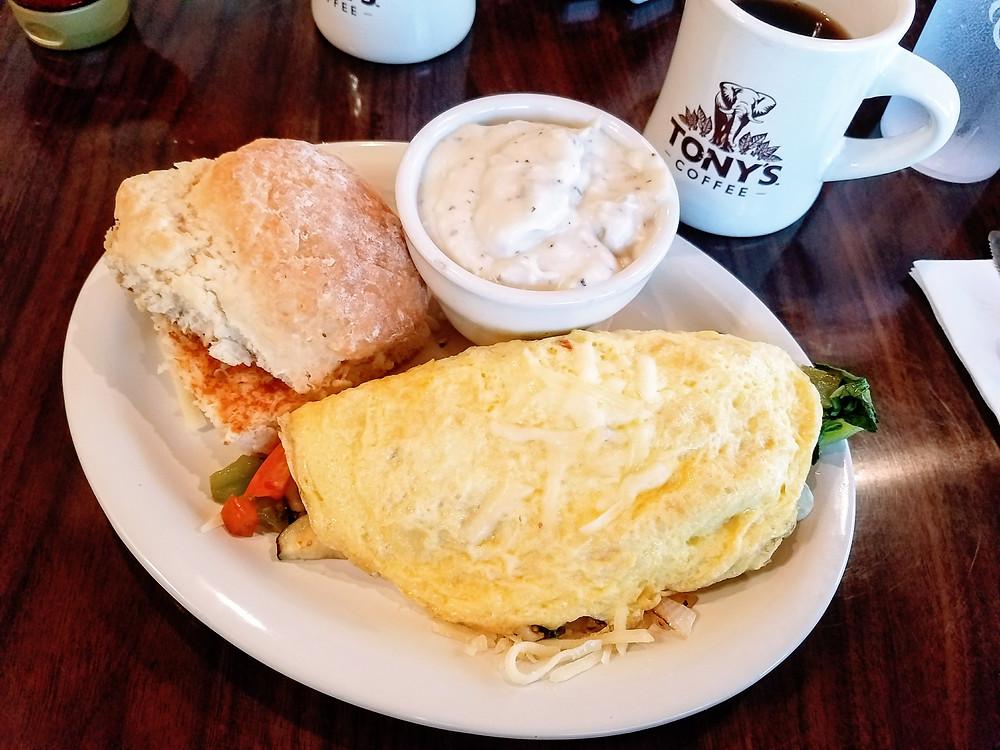 Big Y Cafe Breakfast