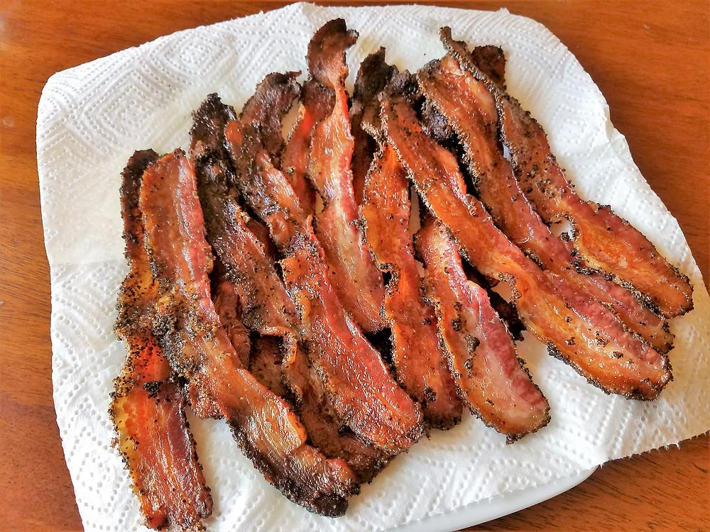 Restaurant Style Sheet Pan Bacon