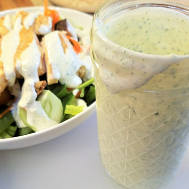 Kefir Ranch Dressing