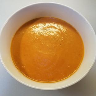 To serve, ladle into a bowl.