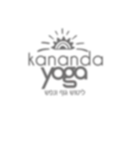 לוגו קננדה יוגה - יוגה בטבעון