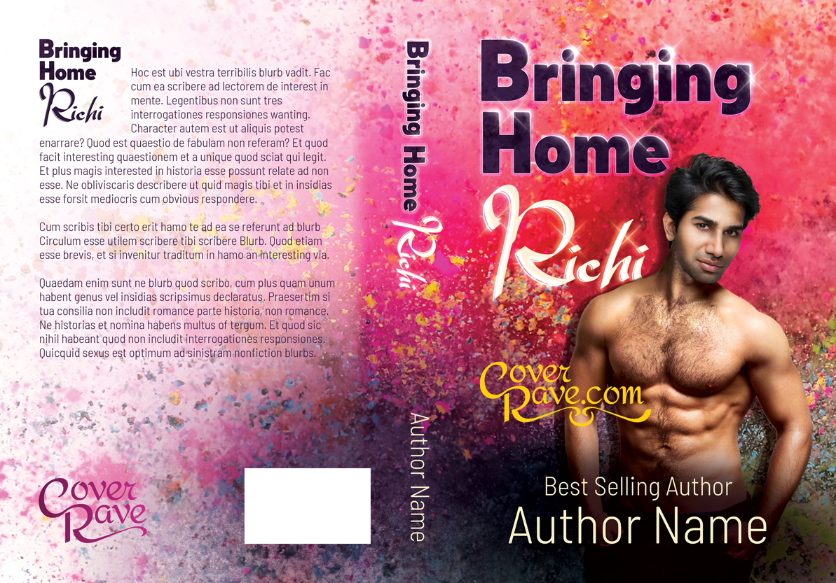 Bringing-Home-Richi_paperback_Cover-Rave