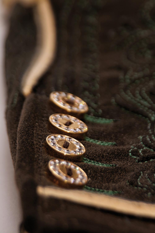 Wertvollste Lederhose der Welt von Wohlmuther der Kleiderarchitekt