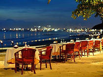 Food restaurant Bali