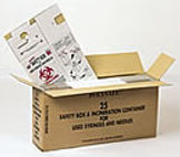 POLYSAFE Safety Boxes comes flatpacked and are easy to assemle when needed.