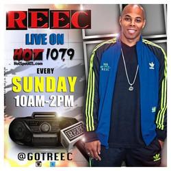 HOT 107.9FM'S REEC