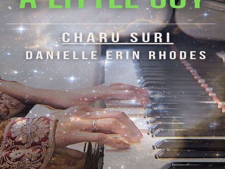 "Charu Suri on Her Jubilant New Song, ""A Little Joy"""