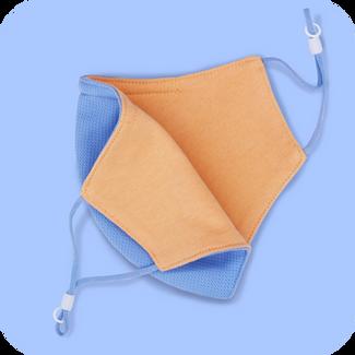 Soft UV Protective Mask