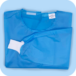 PPE Protective Isolation Gown
