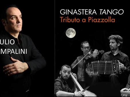 Ginastera Tango & Giulio Tampalini