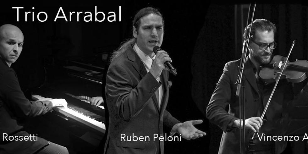 Trio Arrabal | Alghero Tango Festival