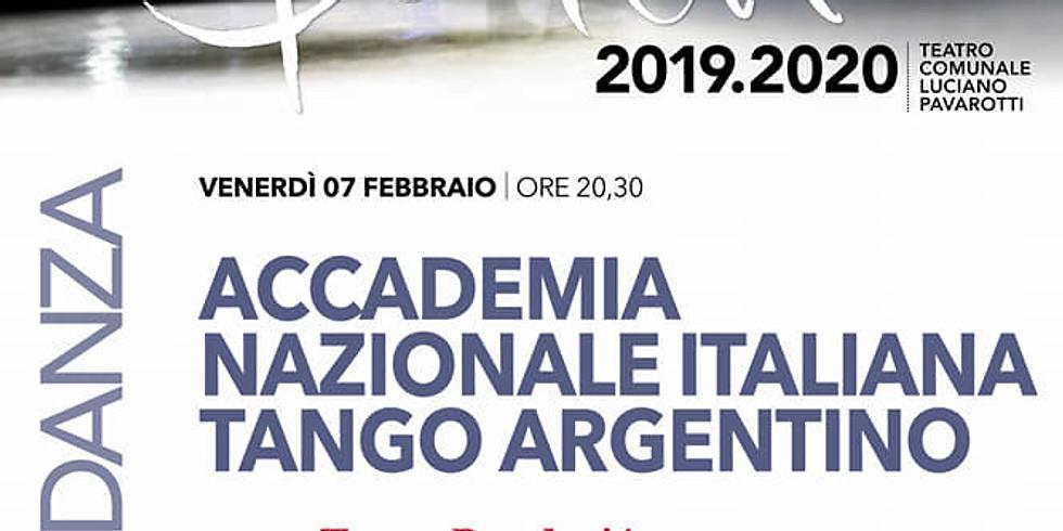 Tango Revelacion | Teatro Luciano Pavarotti | Modena