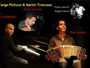 Tango Pichuco e Martin Troncozo