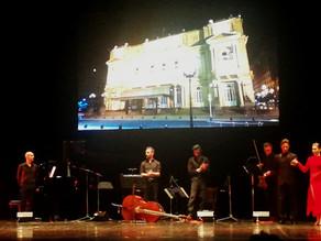 Super serata al Teatro Pavarotti