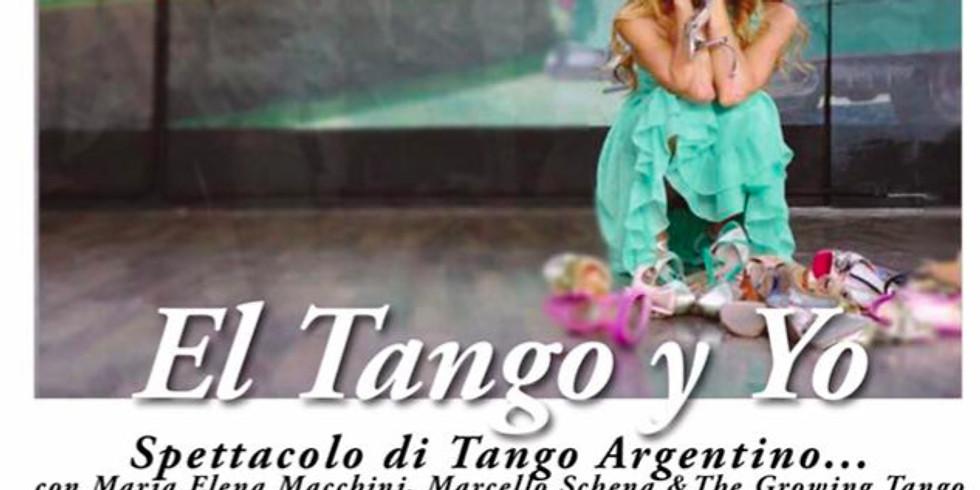 El tango y Yo + Milonga | El Viejo Almacen Papelero | Mantova