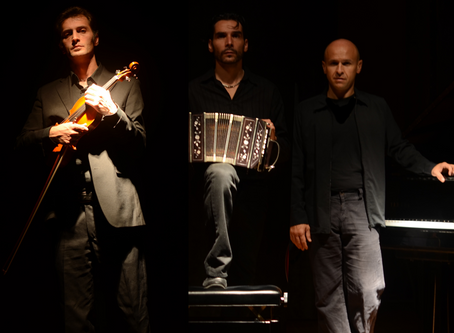 Trio Pichuco | Milonga Tango Fuego | Angers