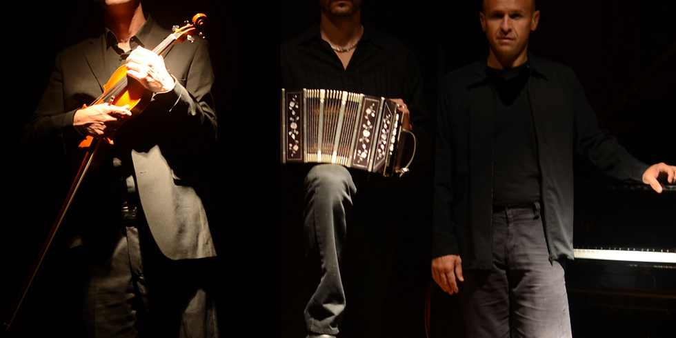 Tango Pichuco | Porteño prohibido | Milano