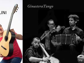GinasteraTango & Giulio Tampalini   Aldebaran Festival   Rovato