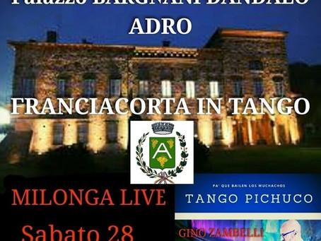 Franciacorta In Tango | Adro | Bs