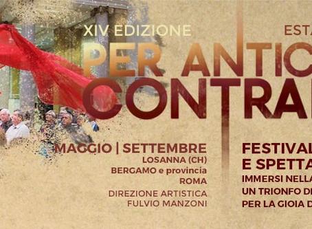 """Festival """"Per antiche contrade"""""""