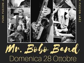 Mister Bobo Band   Escondido   Brescia