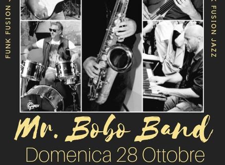 Mister Bobo Band | Escondido | Brescia