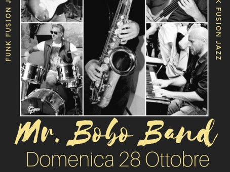 Mister Bobo Band | Escondido | Brescia