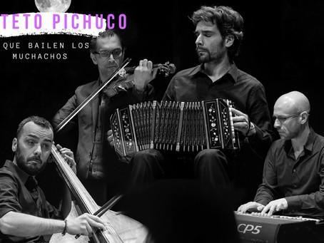 Cuarteto Pichuco al Palatango | Segrate