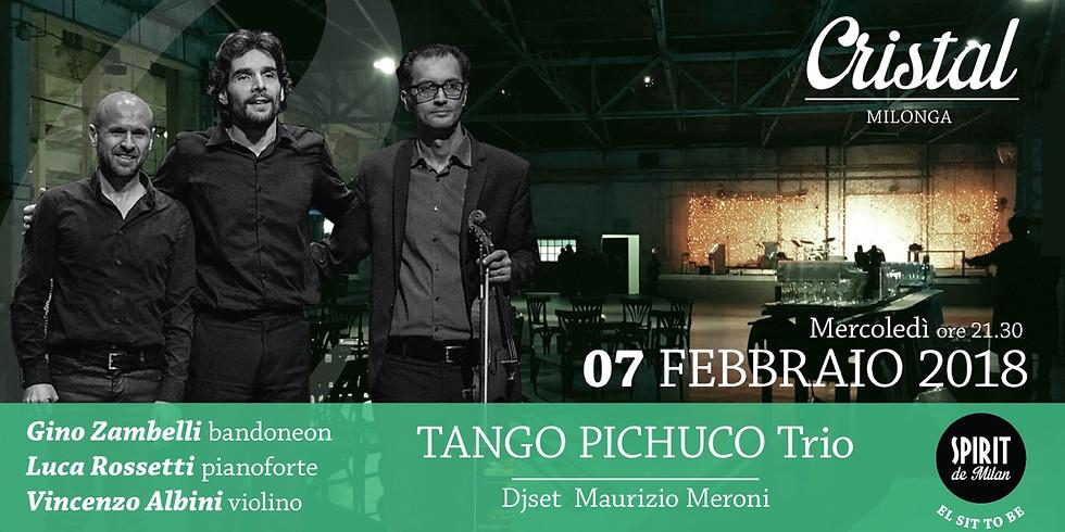 Tango Pichuco Trio   Milonga Cristal