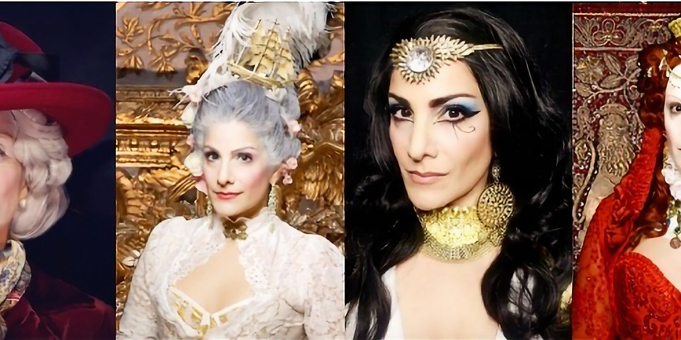Somewhere Over the Costumes III - Killer Queens Edition!