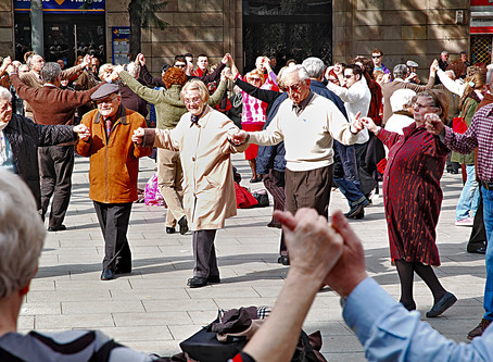 You're Never Too Old: Combatting Ageism