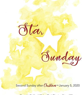 Bulletin Cover January 5 2020 Star Sun.j