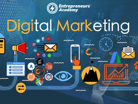 The Complete Guide To Digital Marketing